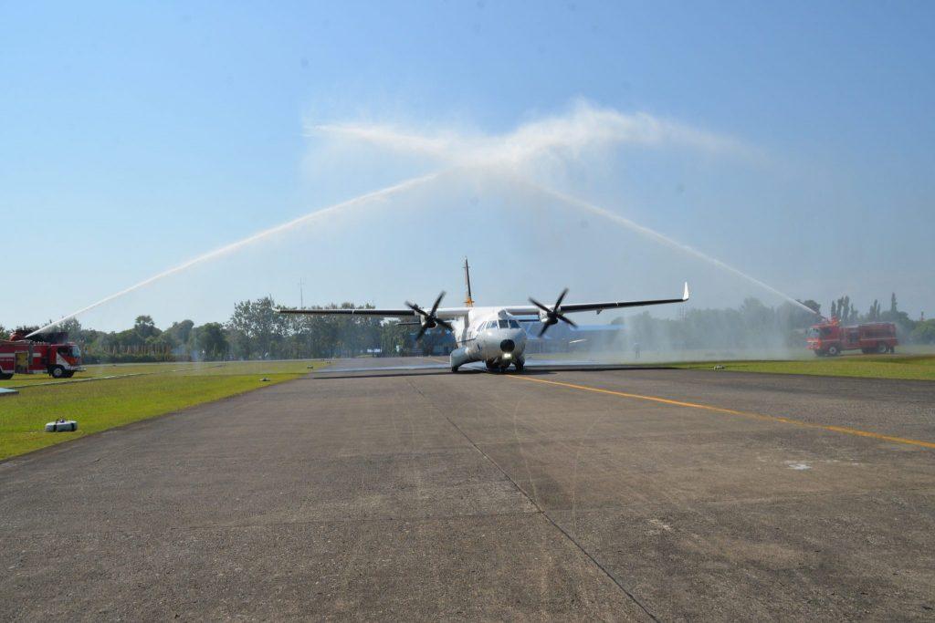 CN 235-220 MPA Memperkuat Skadron Udara 5 Lanud Sultan Hasanuddin