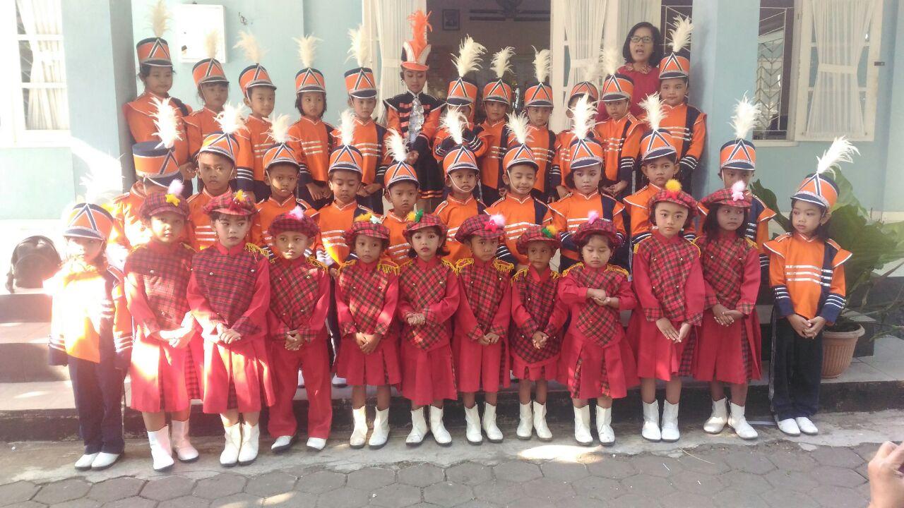 TK Angkasa Lanud Adisutjipto Raih Prestasi Marching Band