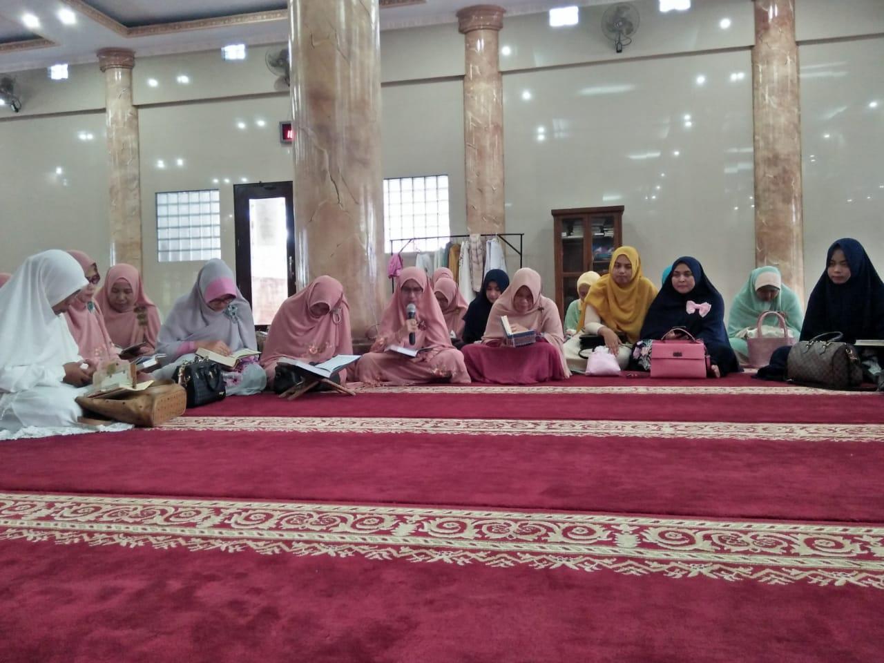 PIA AG Cab.3/D.I Lanud Ats Khataman AL Qur'an Dan Buka Puasa Bersama