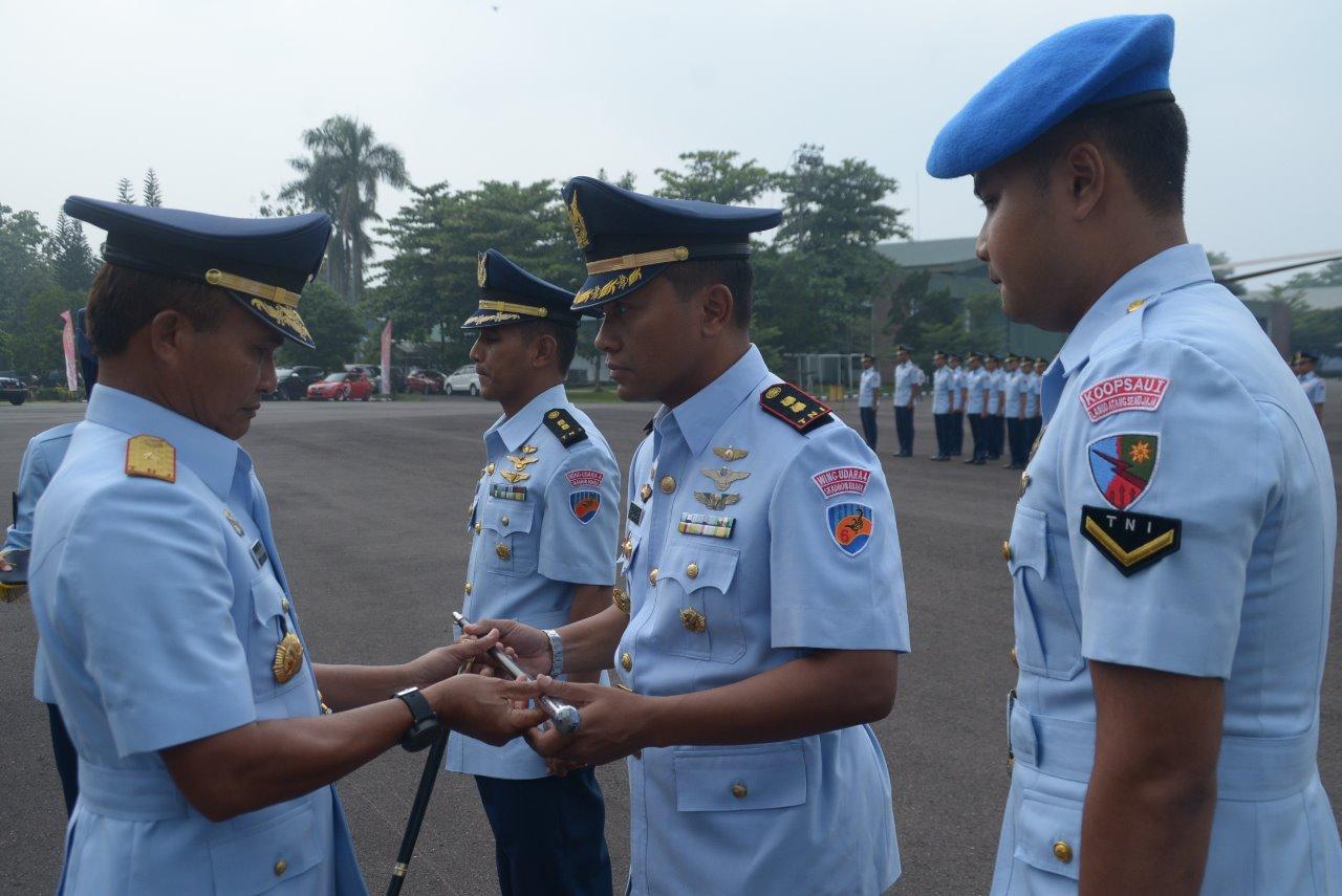 Letkol Pnb A. Kholiq Yulianto, Resmi Jabat Danskadron Udara 6 Lanud Ats