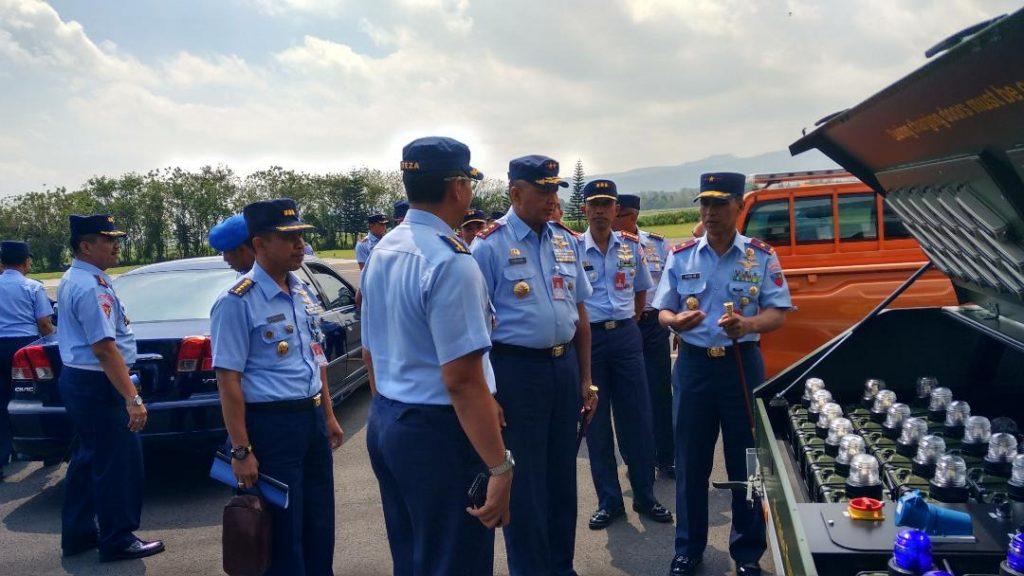 Pangkoopsau II : Netralitas TNI Harus Tetap Terjaga