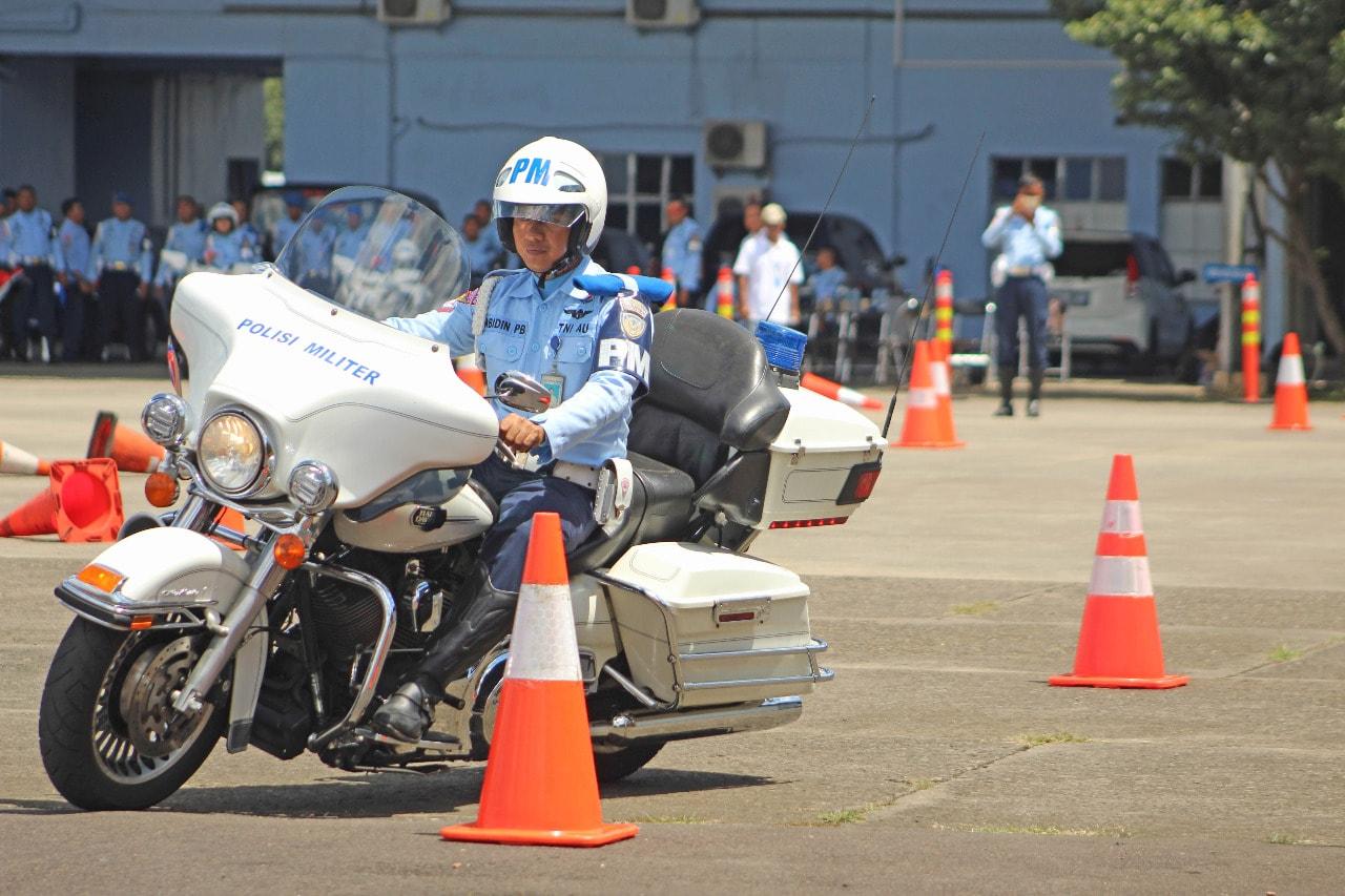 Tingkatkan Skill Motorist Kawal Dengan Tactical Riding Training