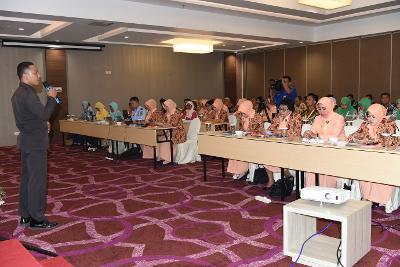 Visitasi dan Workshop Kurikulum Sekolah Angkasa Lanud Adisutjipto