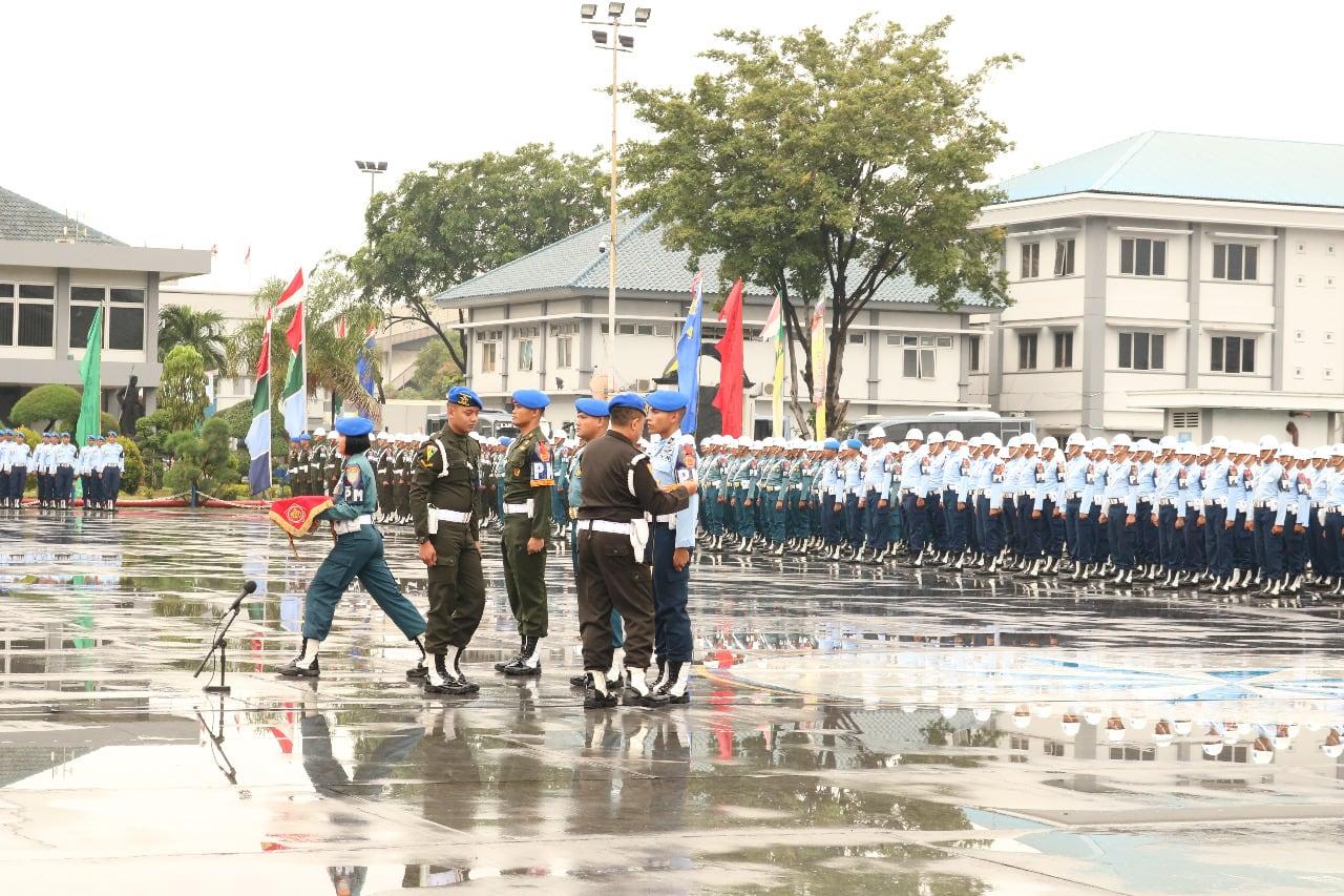 POM AU Siap Mendukung Operasi Gaktib Dan Yustisi Tahun 2018