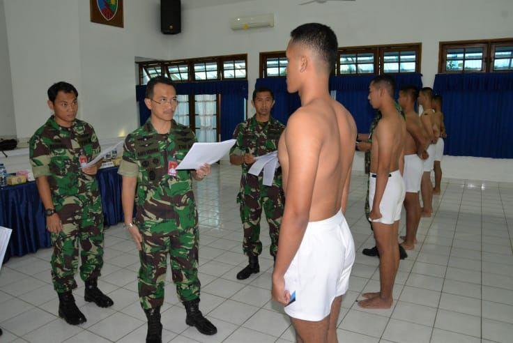 75 Orang Ikuti Pantukhirda Taruna Taruni TNI AU Di Lanud Husein Sastranegara