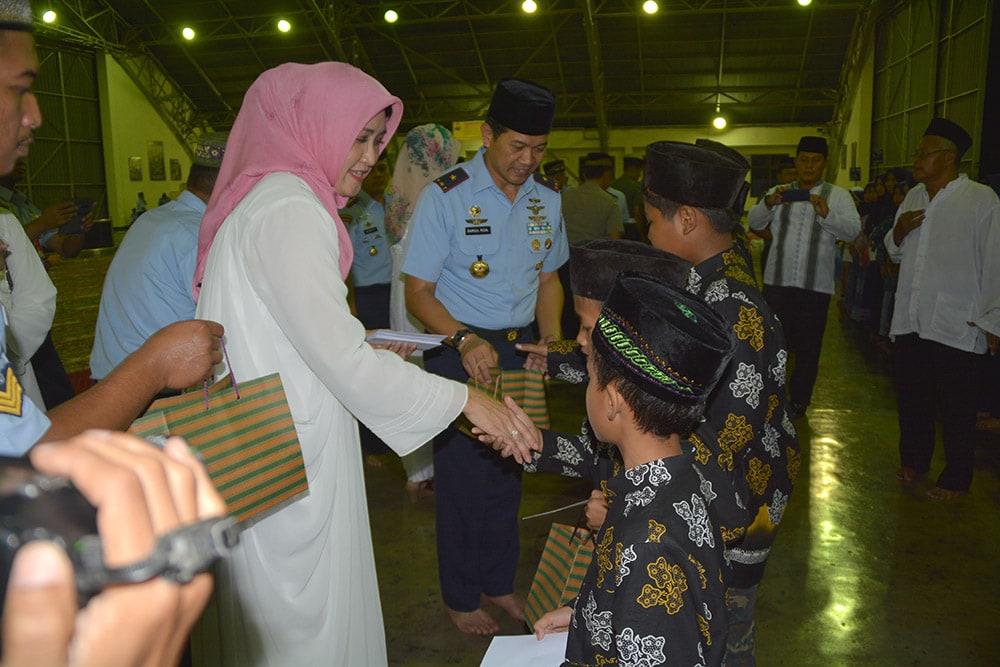 Sinergitas TNI POLRI dan Forkopimda dalam balutan bukber