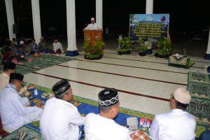 Peringatan Nuzulul Qur'an 1439 H Di Masjid AL-Mujahidin Lanud El Tari
