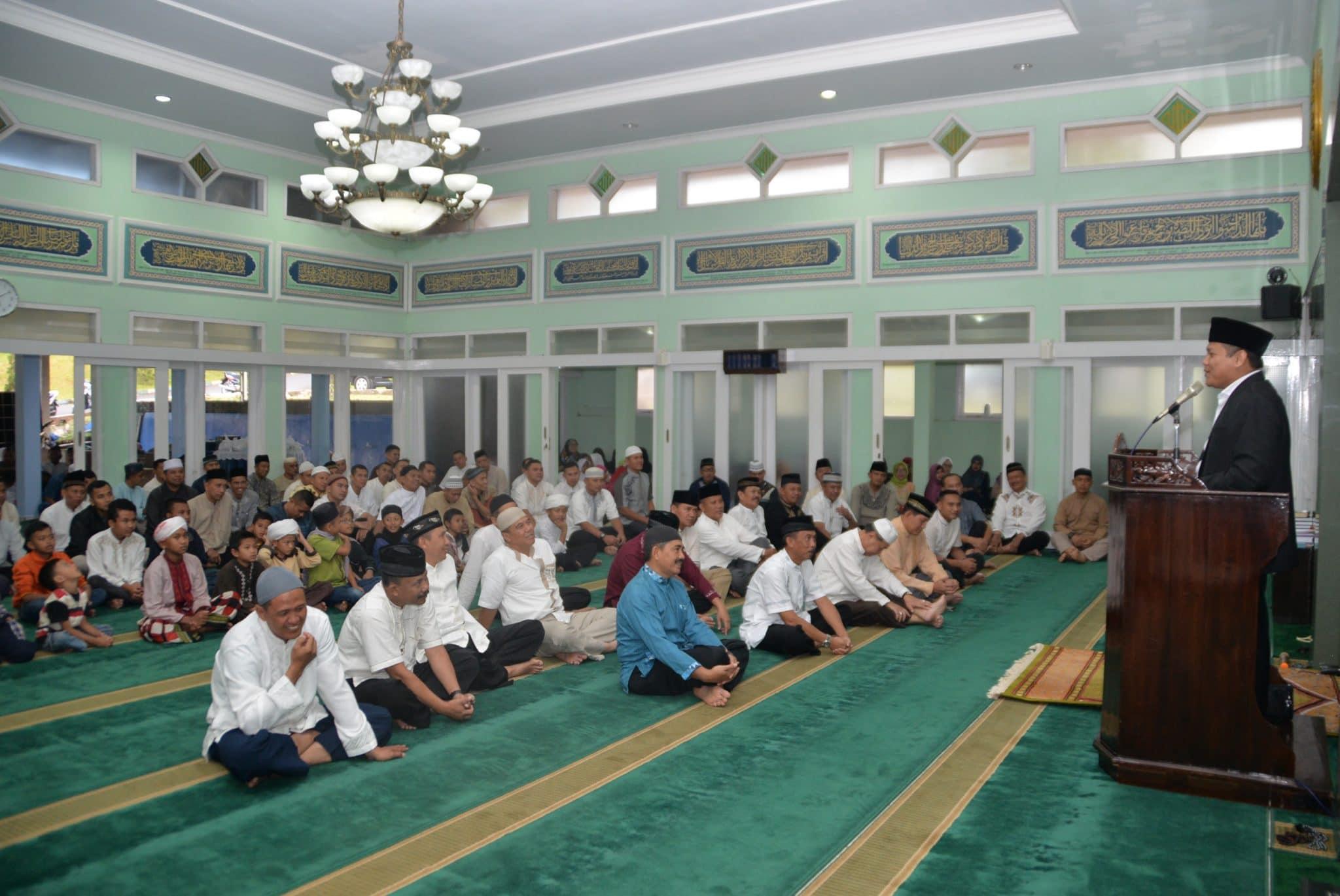 Seskoau Peringati Nuzulul Qur'an dan Buka Puasa Bersama