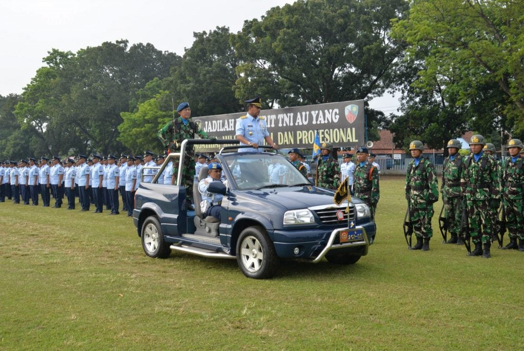 Dirdiklat Kodiklatau Tutup Pendidikan Setukba TNI AU A-33 Dan Setukba Kilat TNI AU A- I