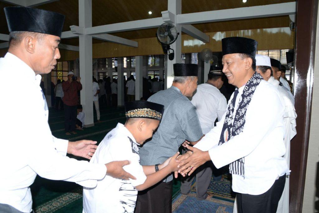 Idul Fitri Adalah Momentum Kembalinya Fitrah Umat Manusia Yang Bersih dan Suci