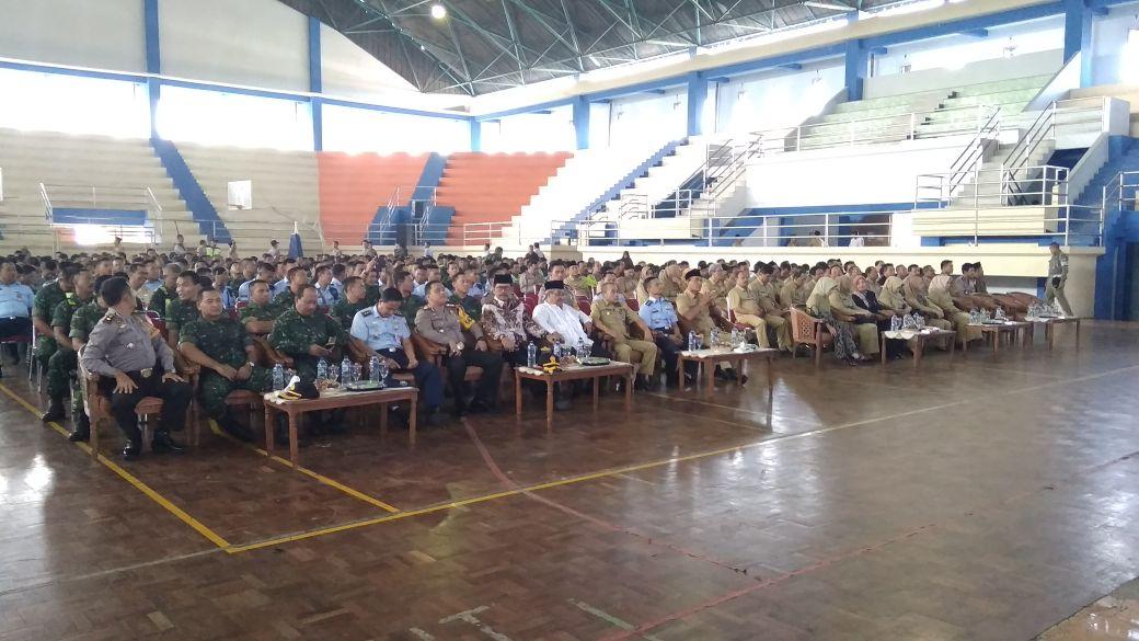 Halal Bihalal Pemerintah Kota Madiun bersama TNI/POLRI