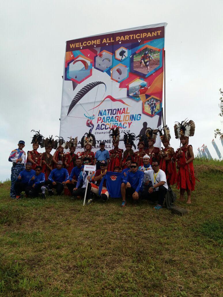 Kejuaraan Nasional Paragliding Tahun 2018 Di Manado Sulawesi Utara