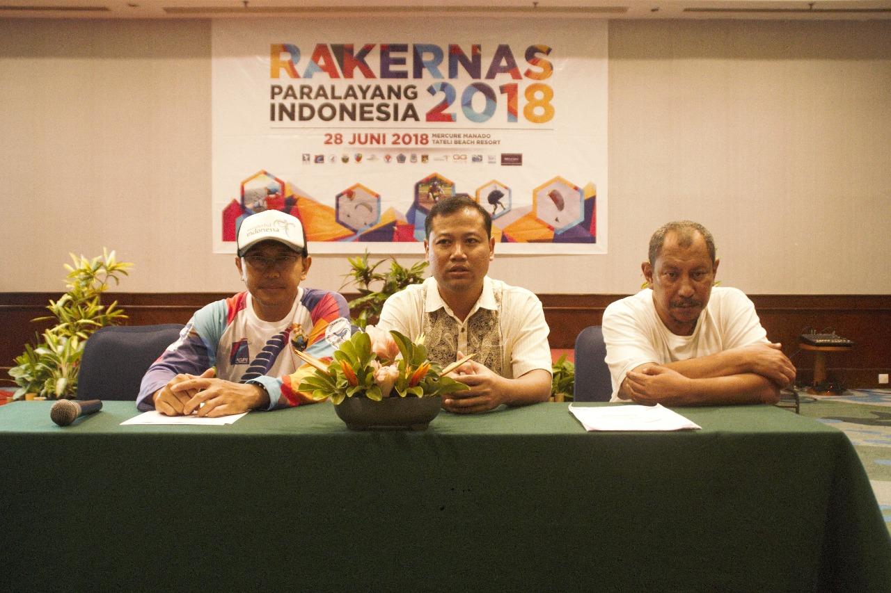 Rakernas Paralayang Indonesia 2018