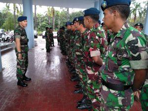 Lanud Haluoleo Siaga Pilkada Serentak Provinsi Sultra