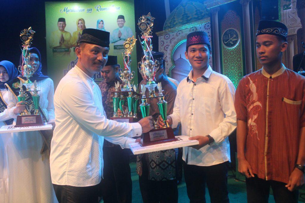 Danlanud Soewondo Hadiri Penutupan Ramadhan Fair 1439 H