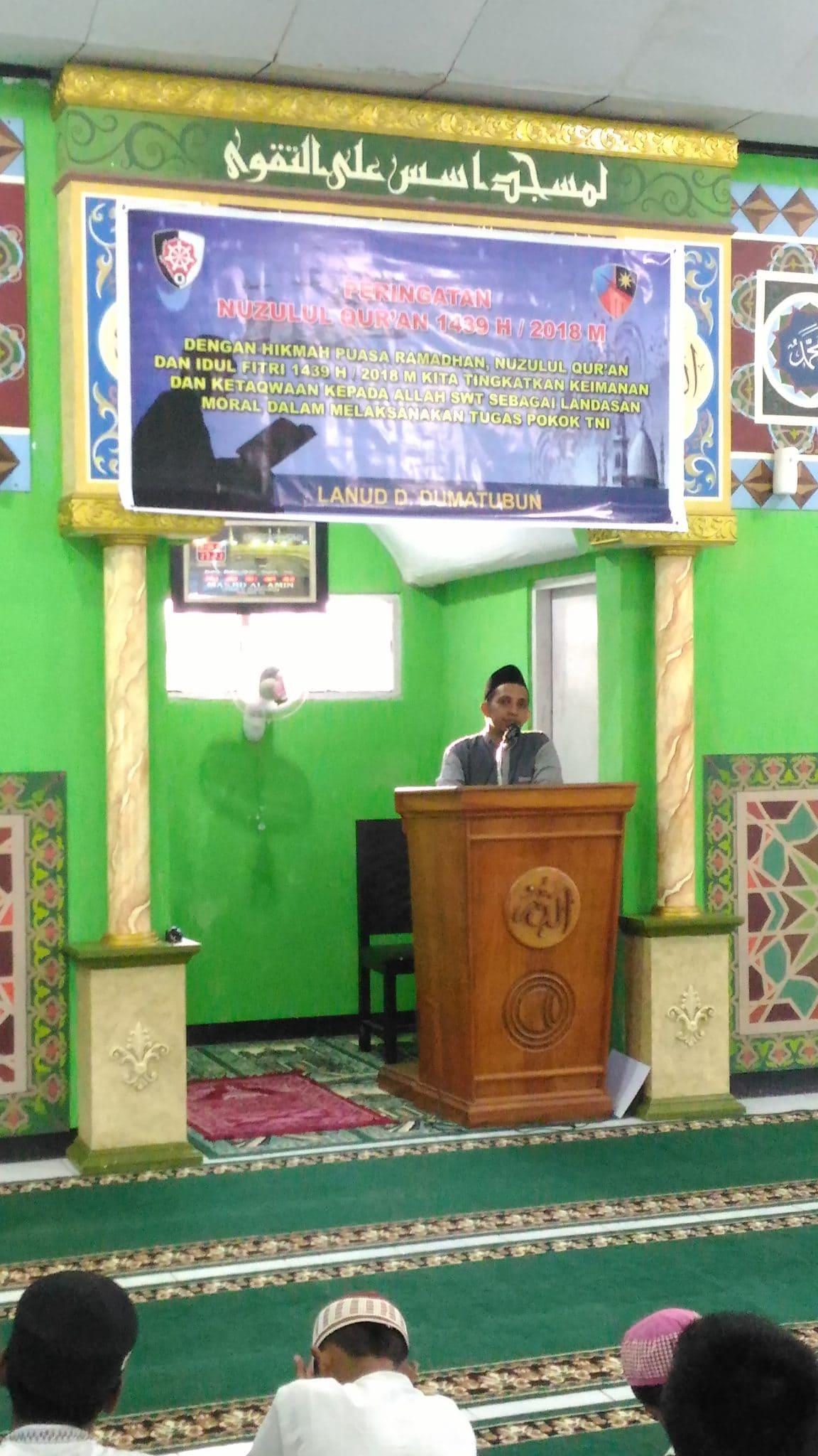 Memperingati Nuzulul Qur'an 1439 H /2018 M