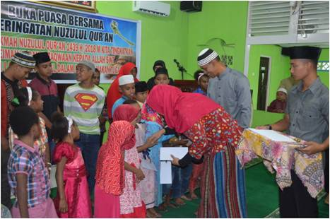 Bulan Ramadhan Sebagai Pendorong Semangat Dalam Meningkatkan Kinerja Sarotama