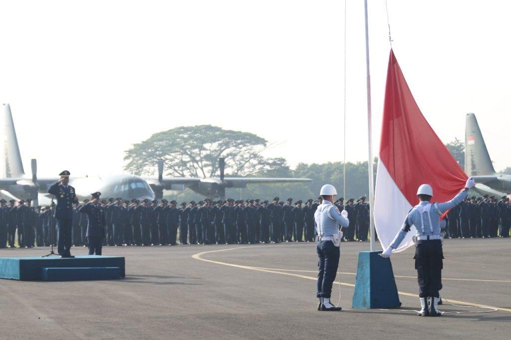 Lanud Halim Perdanakusuma Peringati Hari Lahir Pancasila