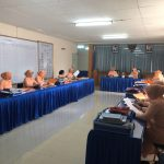 Ibu Lusi Nanang Santoso Pimpin Rapat Evaluasi Hasil Visitasi