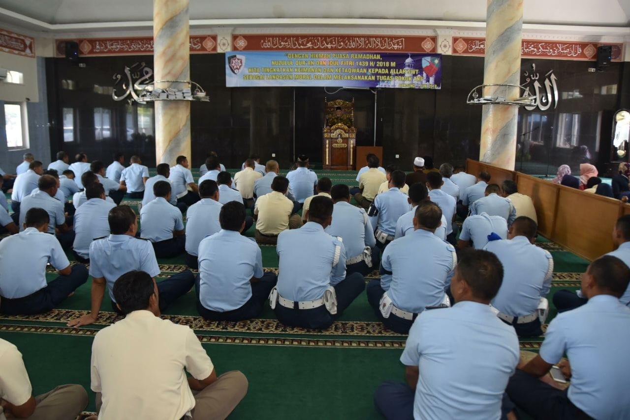 Lanud Husein Sastranegara Memperingati Nuzulul Quran