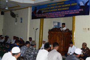 Danlanud Sim Silaturahmi Dan Buka Puasa Bersama Masyarakat
