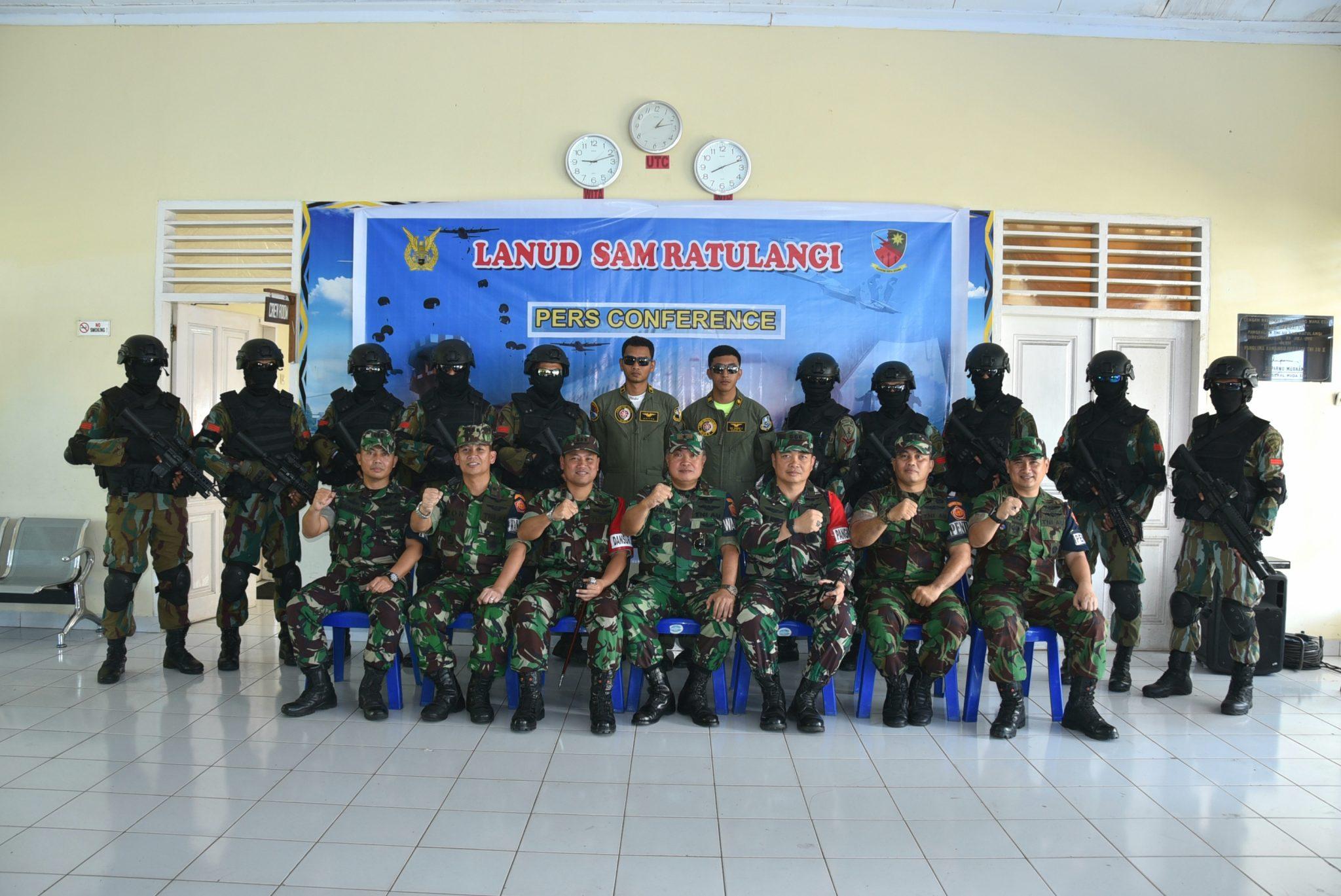 LKO Koopsau II 2018 Di Lanud Sam Ratulangi
