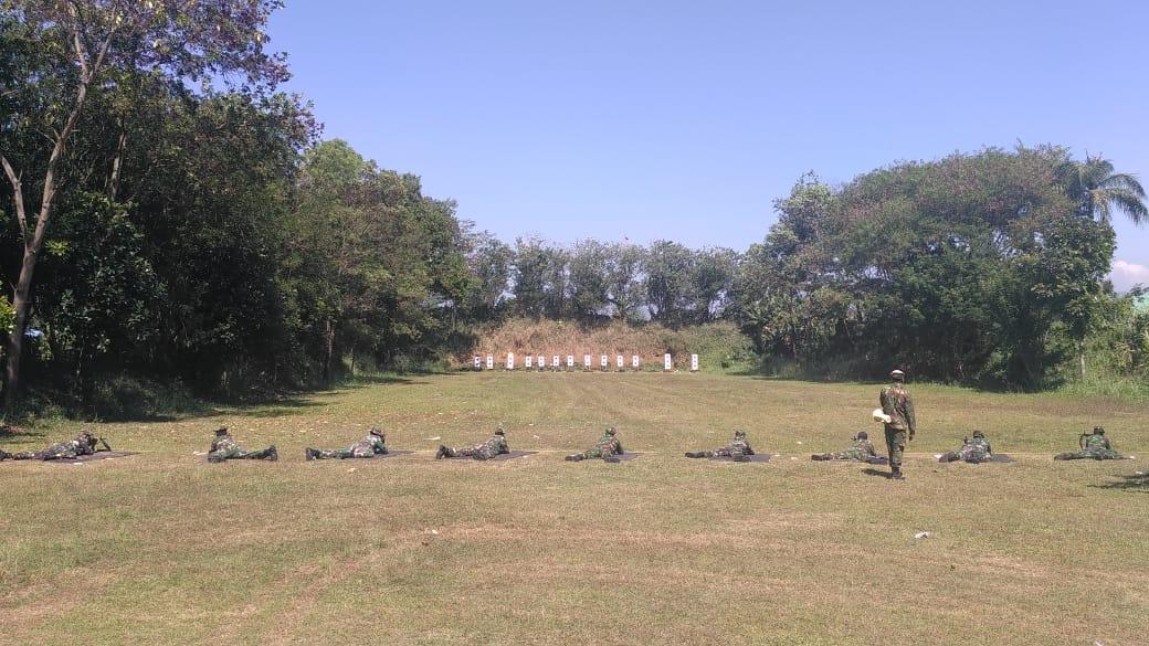Taktik dan Teknik Menembak Selalu Dijaga