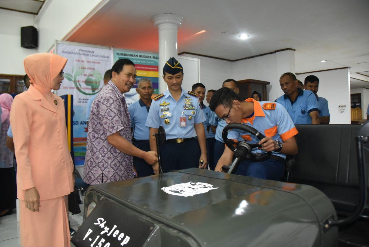 Angkasa Expo 2018 Lanud Husein Sastranegara Negara