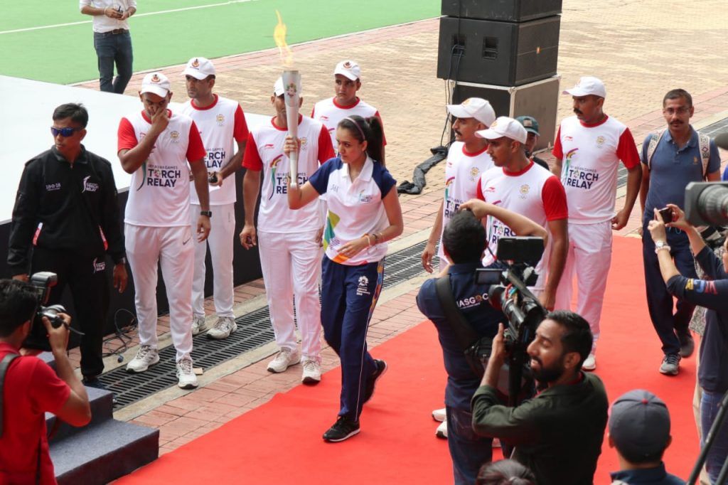 TNI AU Kawal Api Asian Games 2018