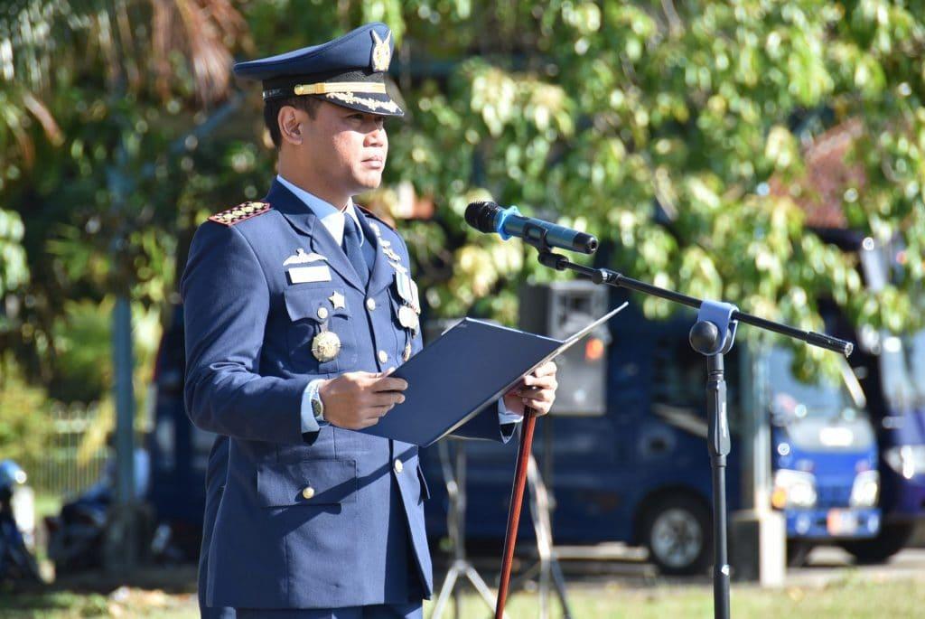Lanud Sam Ratulangi Peringati Hari Bakti TNI AU ke-71