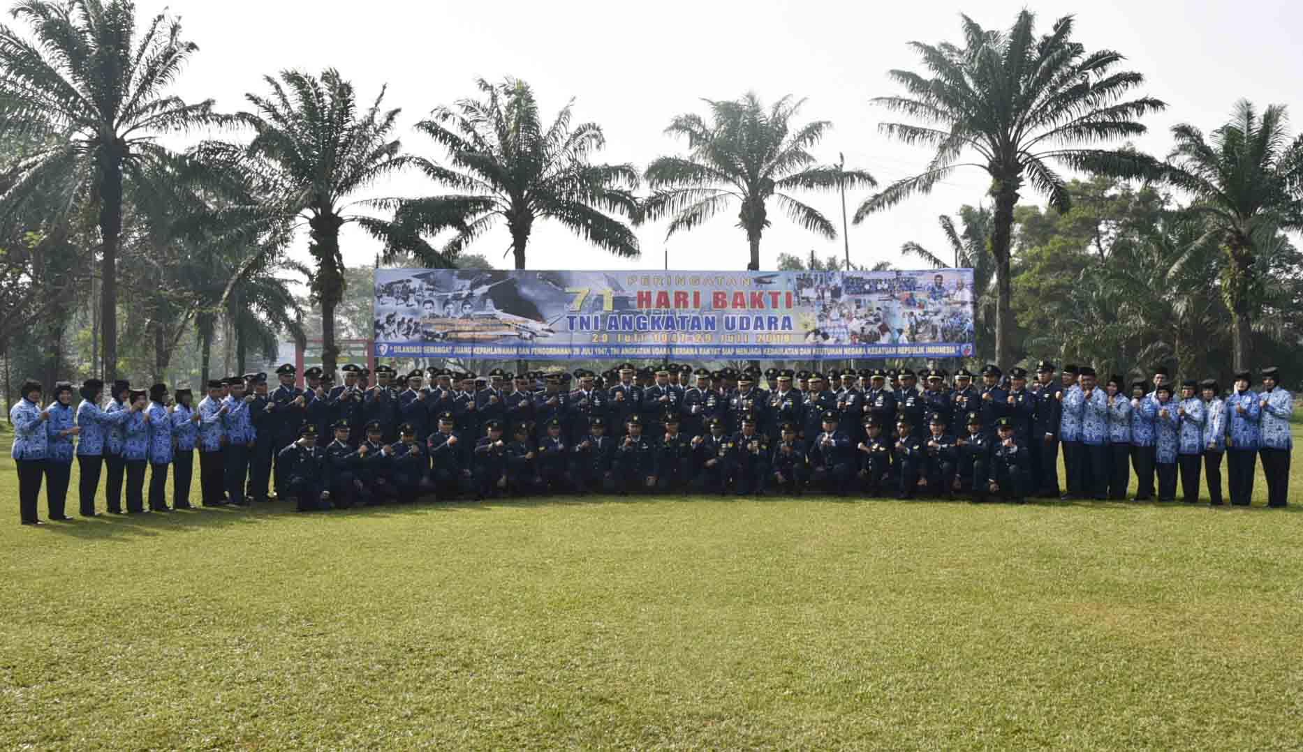 Makna Hari Bakti TNI AU, Teladan Bagi Prajurit TNI AU