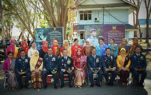 Upacara Hari Bhakti TNI Angkatan Udara di Lanud El Tari