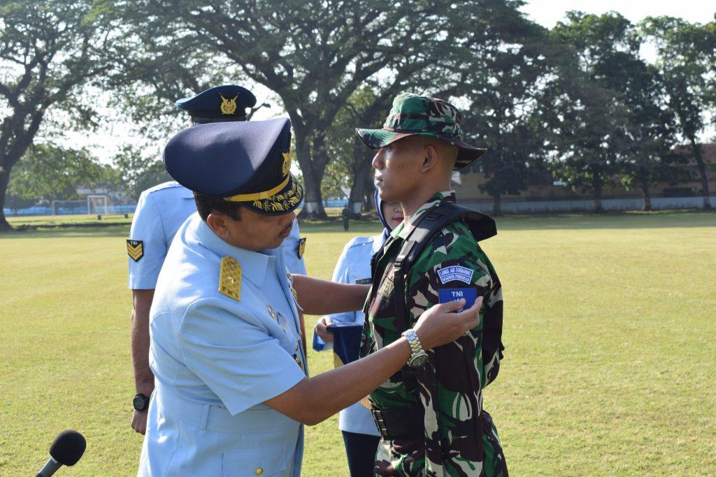 STUKBA TNI AU ANGKATAN KE-34 TH. 2018 DIBUKA DIRDIKLAT KODIKLATAU