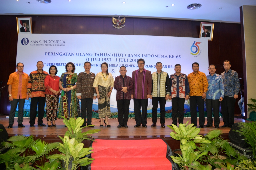 Peringatan Hut Bank Indonesia Ke-65 di NTT