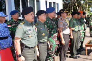Upacara Pembukaan Kader Bela Negara ProvinsiI NTT 2018 Di Lanud Eltari