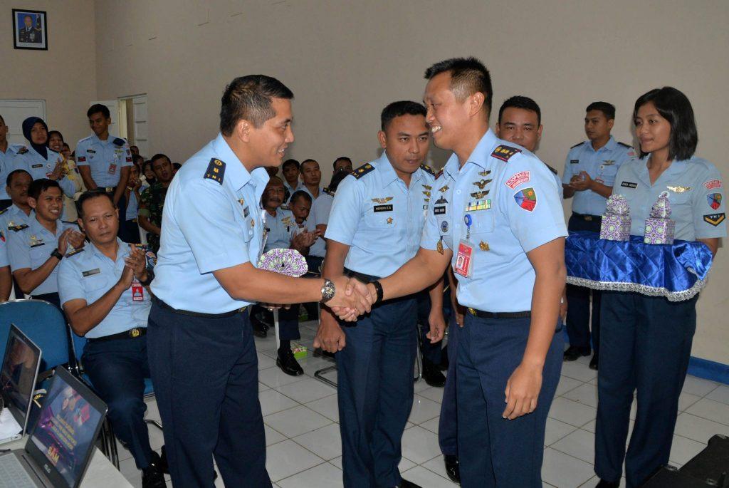 Exit Briefing Komandan Lanud Sjamsudin Noor
