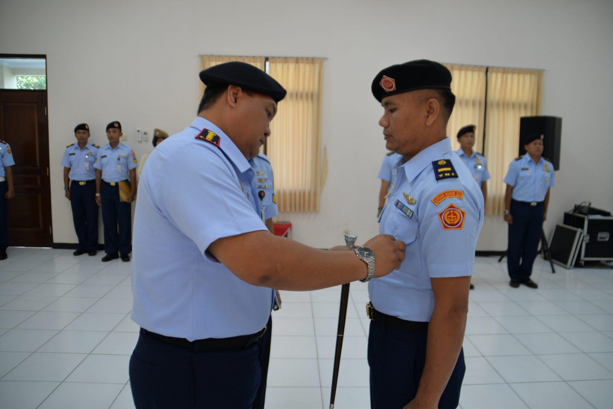 Komandan Pusdiklathanudnas Surabaya Buka Kursus Sisjianta Ops Hanud II