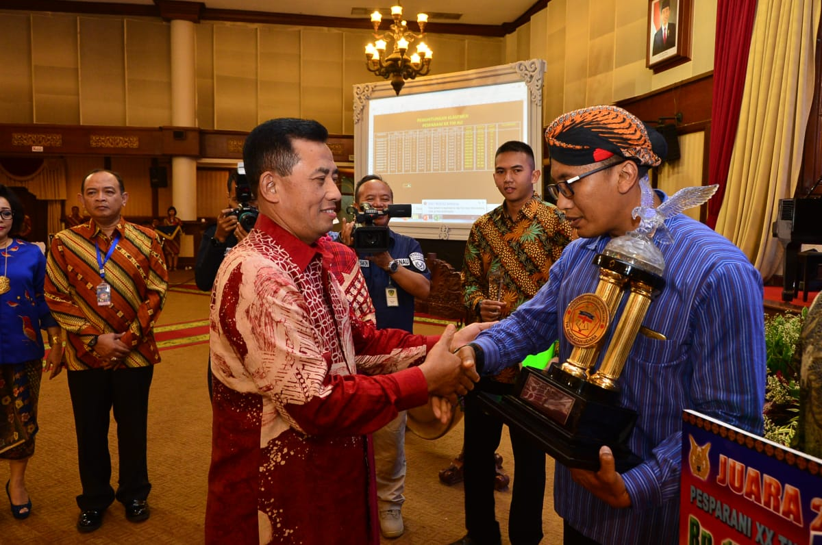 Pesparani XX TNI AU : Ajang Pembinaan Mental dan Keimanan Prajurit