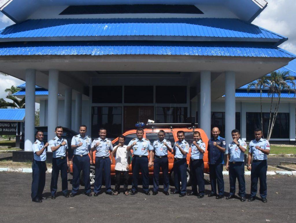 Uji Fungsi Mobil VCP MMP Lanud Haluoleo