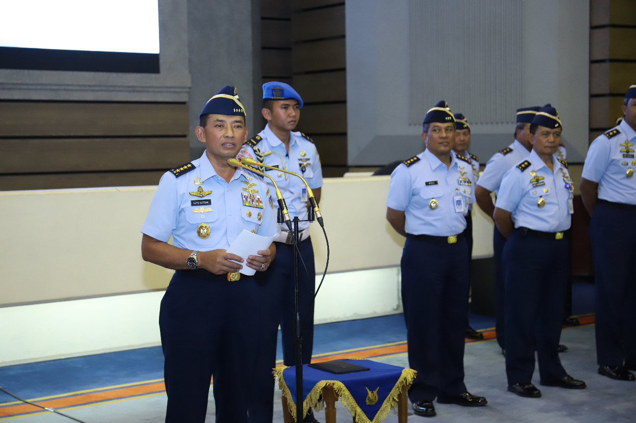 Bekali Perwira Remaja TNI AU 2018, Kasau : Perjuangan Baru Saja Dimulai