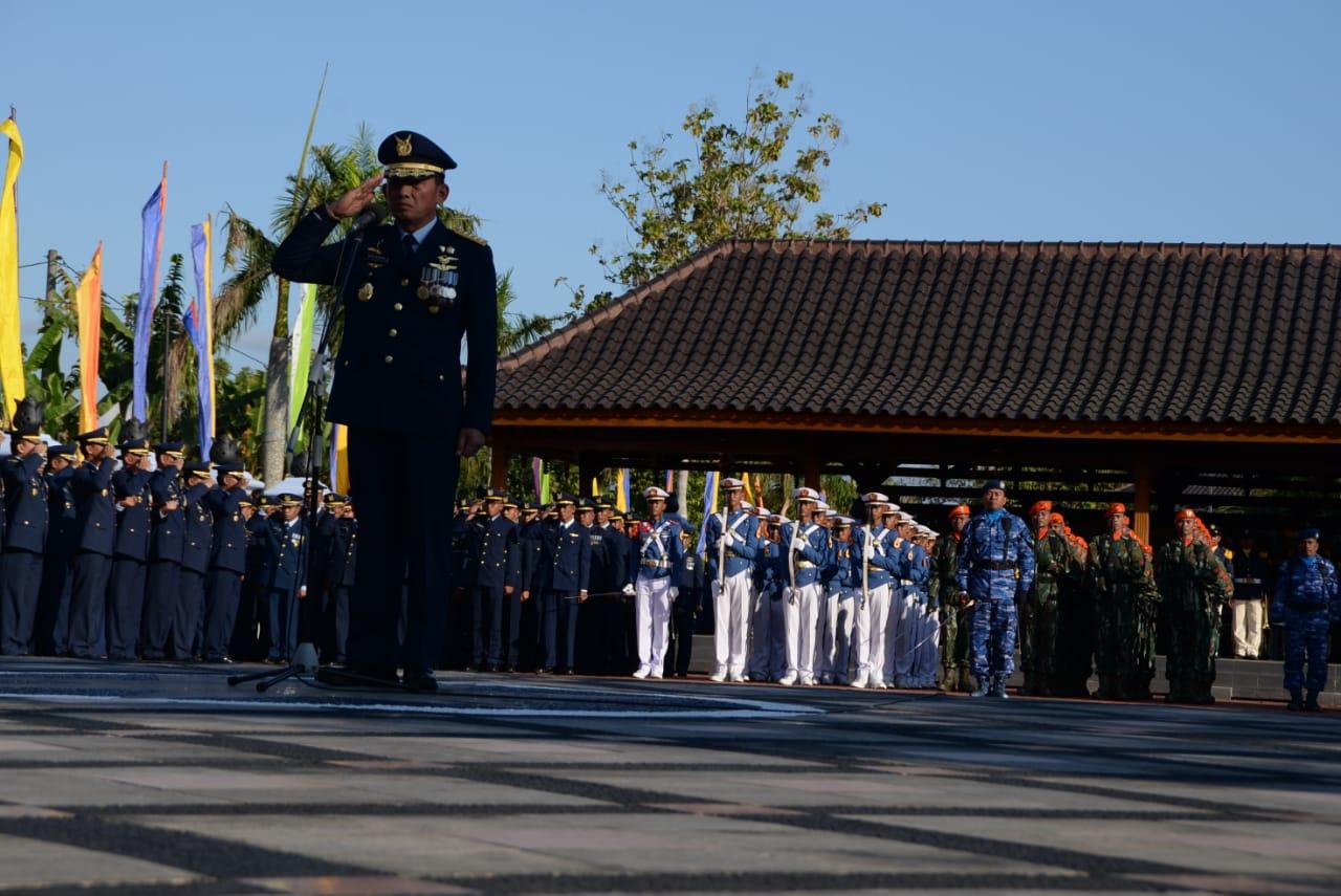 Kasau Pimpin Ziarah Peringatan ke-71 Hari Bakti TNI AU di Ngoto
