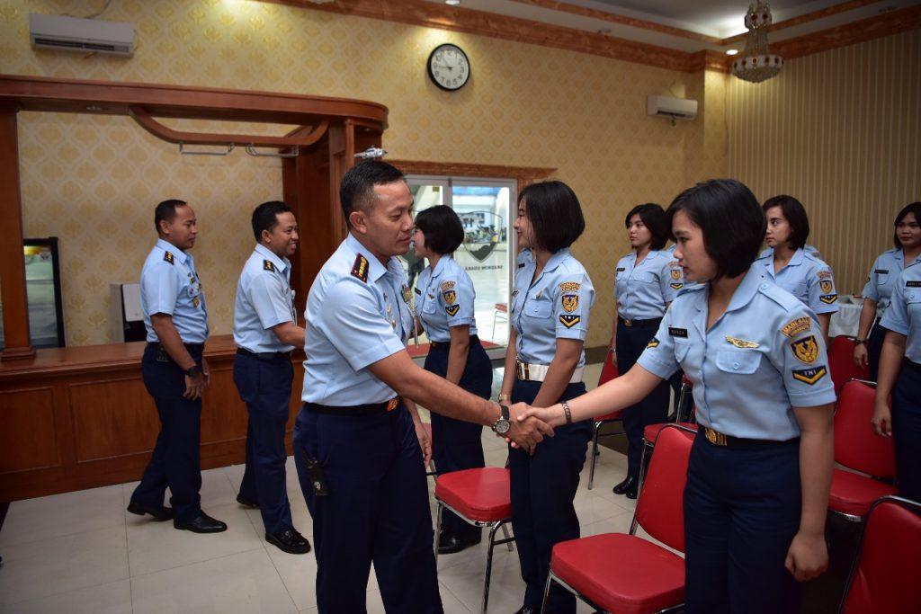 Standarisasi Pramugari TNI AU Angkatan Ke-8 Ditutup