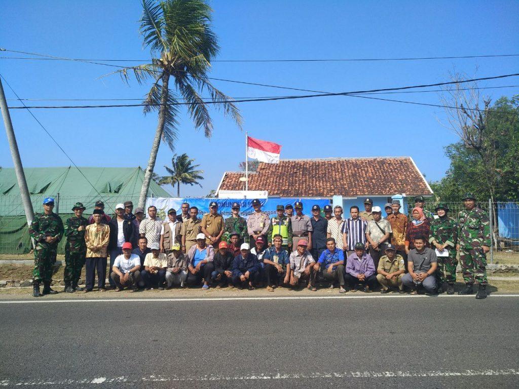 Lanud Husein Sastranegara Gelar Ceramah Komunikasi Sosial TNI Bersama Komponen Masyarakat
