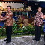 Kasau : Pagelaran Wayang Kulit Bentuk Penghormatan TNI AU Terhadap Budaya Bangsa