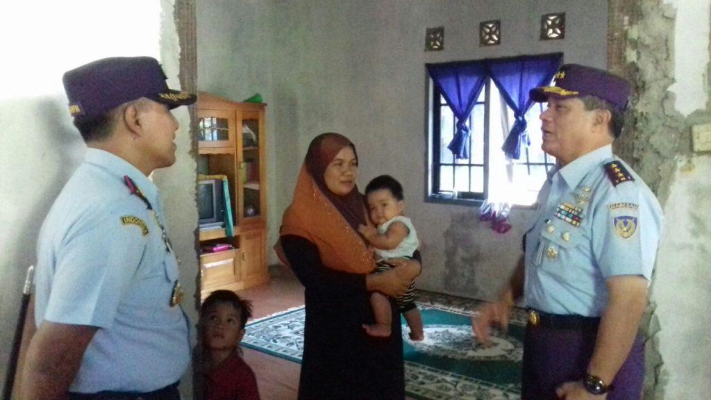 Peringati Hari Bakti, TNI AU Bangun Solar Cell Untuk Masyarakat Tarakan