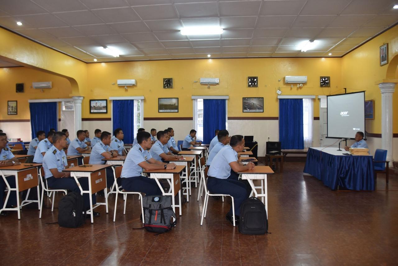 Lanud Husein Sastranegara Laksanakan Ujian P2BS