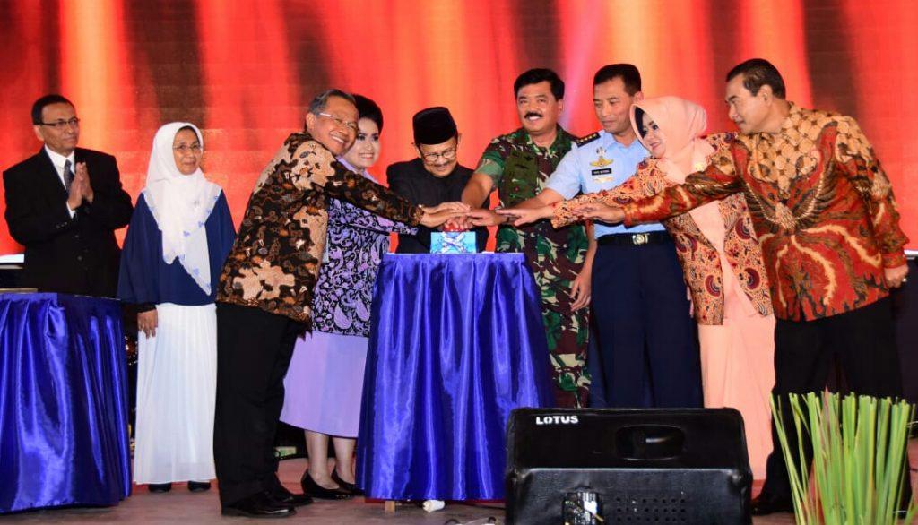Grand Opening SMA Pradita Dirgantara, Upaya Yasarini Ciptakan SDM Unggul
