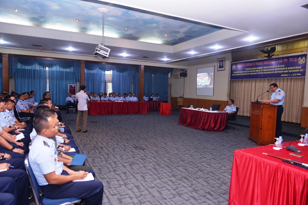 Pasis Seskoau Angkatan 55 TP 2018 Adakan Kuliah Kerja II di Makohanudnas