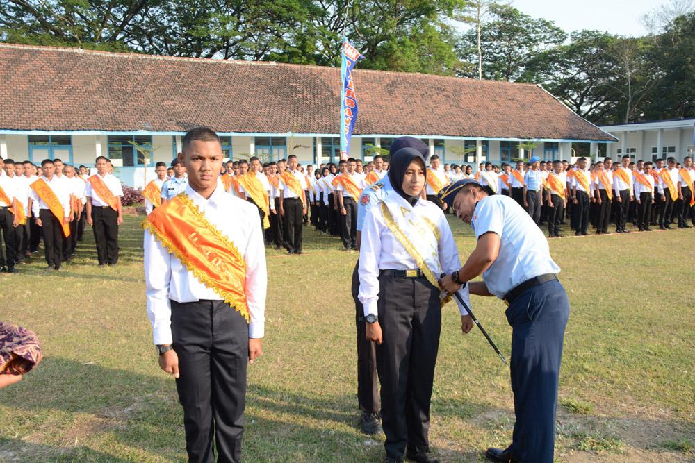 330 siswa SMK Penerbangan Angkasa Lanud Iwj jalani MOPD selama 4 hari