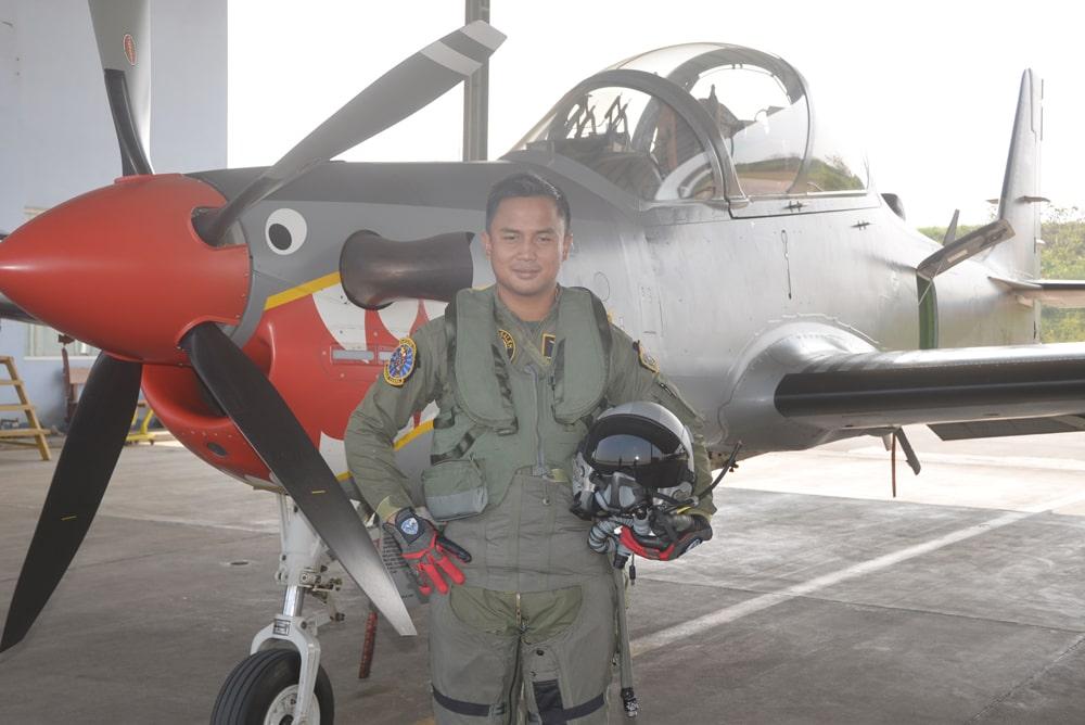 Last Flight Siswa Transisi Pesawat Super Tucano
